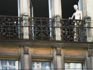 Mannequin, Riga